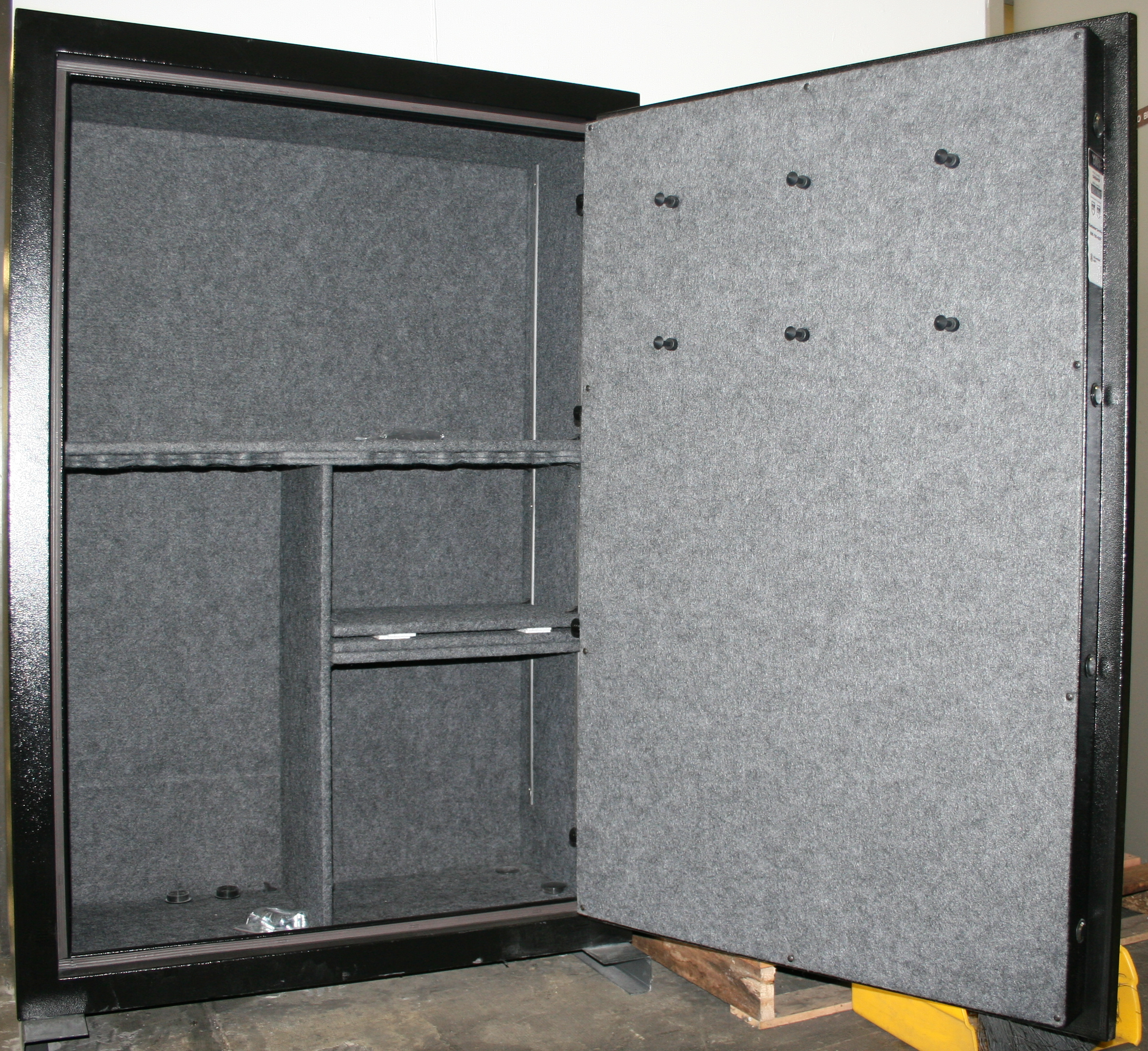 Electronic cabinets, safes, wine coolers, apple products